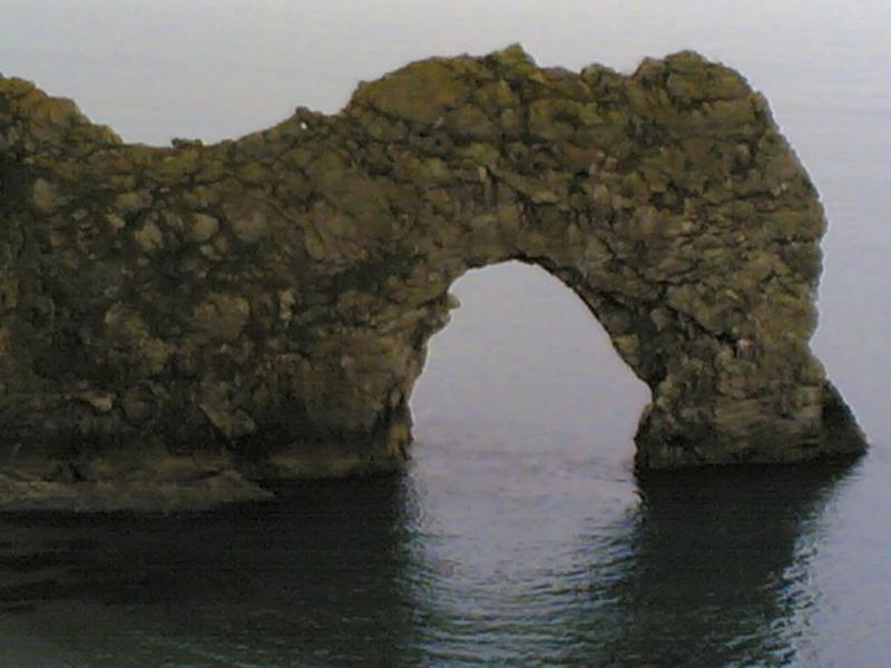 & Durdle Door West Beach Dorset England :: British Beaches