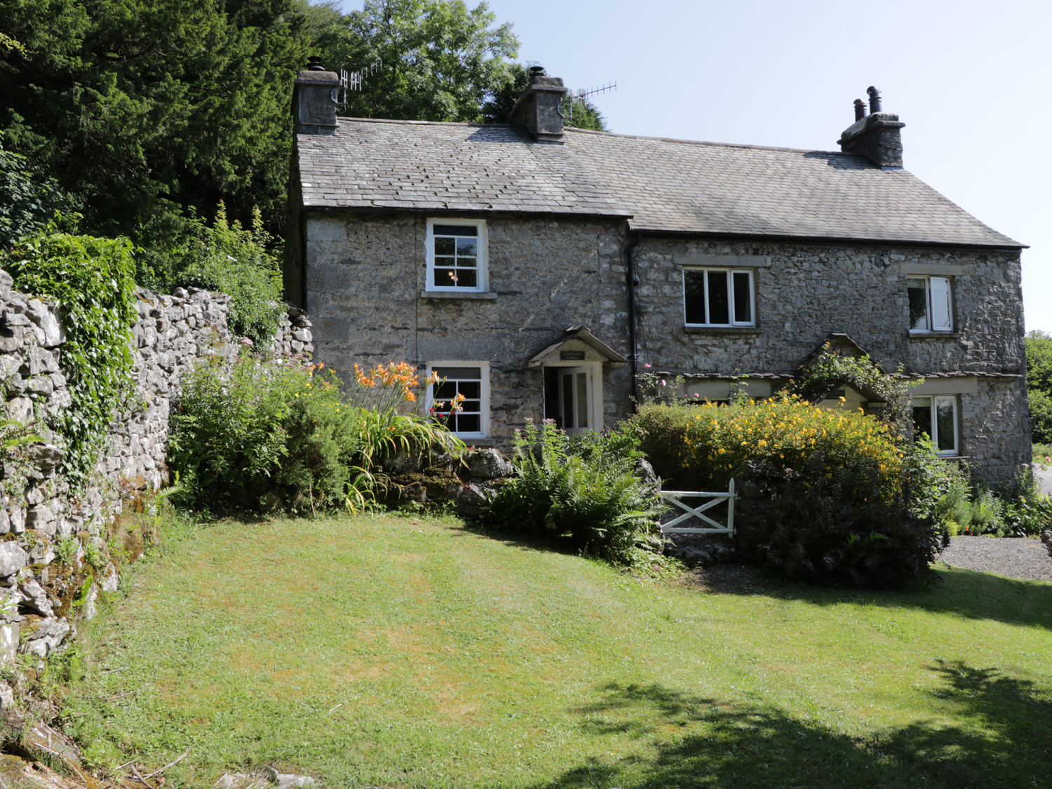 coachmans cottage a holiday cottage in cumbria england